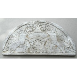 ORNEMENT BAS RELIEF PATINE